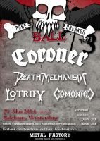 2014.05.29 - BONEBREAKER BALL, Winterthur (Switzerland)