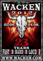 2012.08.03 - WACKEN O.A., Wacken (Germany)